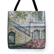 St. Charles Ave Baptist Church New Orleans Tote Bag