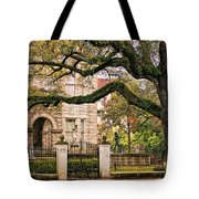 St. Charles Ave. Tote Bag