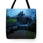 St. Charles Frontier Park Tote Bag