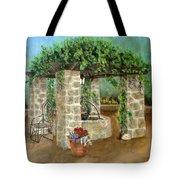 St. Clement's Castle Tote Bag