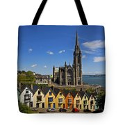 St Colmans Cathedral, Cobh, County Tote Bag