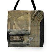 St. Cross College Tote Bag