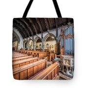 St David Church Tote Bag