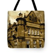 St. Enoch Subway Station 2 Tote Bag