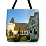 St. Francis - Front 3 Tote Bag