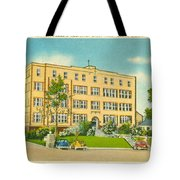 St. Francis Hospital Tote Bag