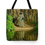 St. Francis In Nature Tote Bag