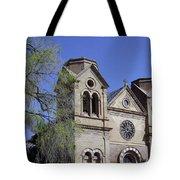 St. Francis Of Assisi Church Tote Bag