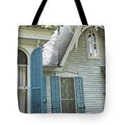 St Francisville Inn Windows Louisiana Tote Bag