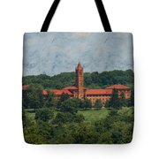 St. Gabriel's From Valley Forge Tote Bag
