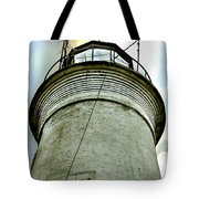 St. George Island Lighthouse 2 Tote Bag