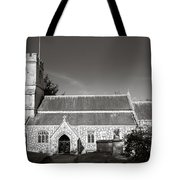St Georges Church Preshute Tote Bag
