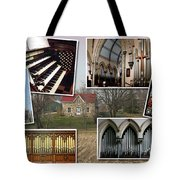 St George's Guelph Tote Bag