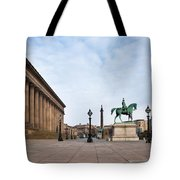 St Georges Hall, Liverpool, Merseyside Tote Bag