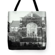 St. Giles Church Tote Bag