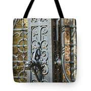 St. Gillis Well Pump Tote Bag