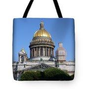 St Isaacs Cathedral Tote Bag