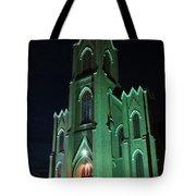 St James Catholic Church In Vancouver Washington Tote Bag