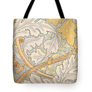 St James Wallpaper Design Tote Bag