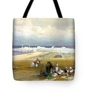 St. Jean D'acre April 24th 1839 Tote Bag