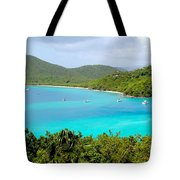 St John Beach Tote Bag