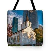St. John Church Tote Bag