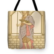 St John The Baptist Tote Bag by English School
