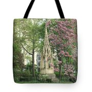 St. John The Divine Grounds Tote Bag
