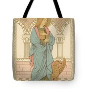 St John The Evangelist Tote Bag by English School