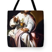St John The Evangelist Tote Bag