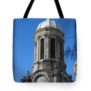 St Johns Cathedral Antigua Tote Bag