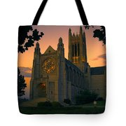 St Johns Cathedral - Spokane Tote Bag