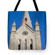 St. John's Church Cesis Tote Bag