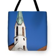 St. John's Church Riga Tote Bag
