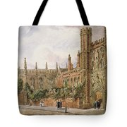 St. Johns College, Cambridge, 1843 Tote Bag