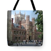 St. Johns College Cambridge Tote Bag