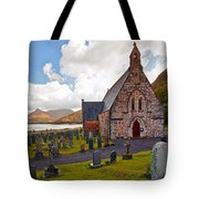 St  Johns Episcopal Ballachulish Tote Bag