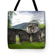 St. John's Episcopal Church Ruins  Harpers Ferry Wv Tote Bag