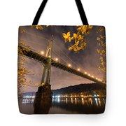 St. John's Splendor Tote Bag