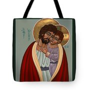 St. Joseph And The Holy Child 239 Tote Bag