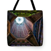 St Joseph's Spire Tote Bag by Dave Bowman