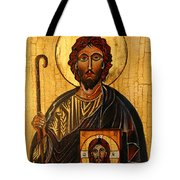 St. Jude The Apostle Tote Bag