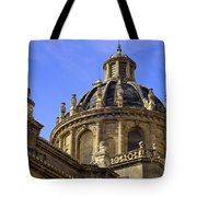 St Justo And Pastor Church Tote Bag