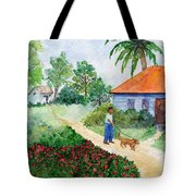 St Lawrence Gap Tote Bag