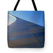 St. Louis Arch 2 Tote Bag