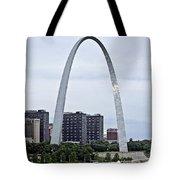 St Louis Arch Tote Bag