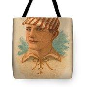 St. Louis Browns 1887 Tote Bag