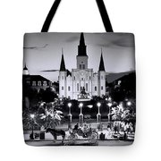 St. Louis Cathedral New Orleans Tote Bag