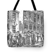 St. Louis, Missouri, 1878 Tote Bag