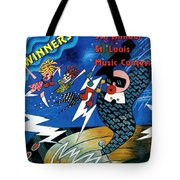 St Louis Music Contest Winners Tote Bag